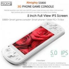 金星JXD S5800 IPS液晶 3G BT GPS搭載 Android4.2 ホワイト ボタン修正モデル
