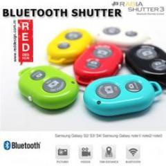 Android、iOS対応Bluetoothリモートシャッター AB Shutter3 ブルー