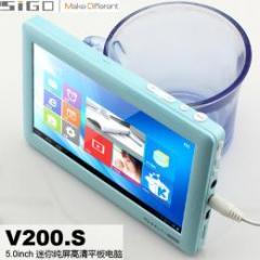 SiGO V200.Smart Android4.1 ブラック