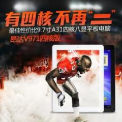 ONDA V971 四核版 16GB RAM2GB Retinaディスプレイ(2048x1536)Android4.2 ブラック★期間限定値下げ★