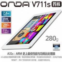 ONDA V711S 四核版 8GB IPS液晶 Android4.1 予約受付中