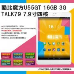 CUBE U55GT Talk79 IPS液晶 BT GPS搭載 Android4.2 予約受付中