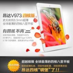 ONDA V973 四核版 16GB RAM2GB Retinaディスプレイ(2048x1536)Android4.2 ホワイト