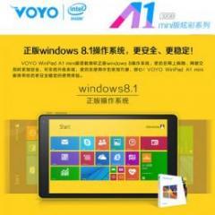 Voyo WinPad A1 mini intel 3735D(クアッドコア) IPS液晶 BT搭載 Windows8.1 ブルー
