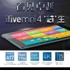 FNF ifive mini4 Retina液晶 RAM2GB 32GB Android4.4