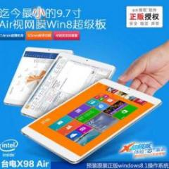 Teclast X98 Air intel 3735D(クアッドコア) RAM2G Retina液晶 BT搭載 Windows8.1