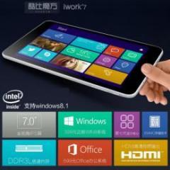 CUBE iwork7 intel 3735G(クアッドコア) IPS液晶 BT搭載 Windows8.1