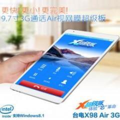 Teclast X98 Air 3G intel Z3736F(クアッドコア) RAM2G Retina液晶 BT搭載 Android4.2