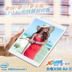 Teclast X98 Air 2 Retina液晶 intel 3736F RAM2GB 32GB BT搭載 Android4.4
