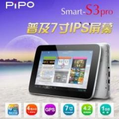 PIPO S3pro IPS液晶 16GB RAM1GB BT GPS搭載 Android4.2