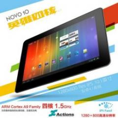 Ainol NOVO10 Hero2 IPS液晶 16GB Android4.1 ブラック