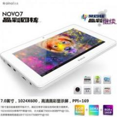 Ainol NOVO7 Crystal2 Quad Core 8GB Android4.1 ホワイト