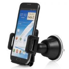 iPhone、スマホに最適な吸盤車載ホルダー