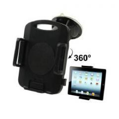 Androidタブレット、iPad等に最適な車載大型ホルダー