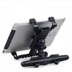 後部座席のタブレット固定に最適、アームレスト用車載ホルダー