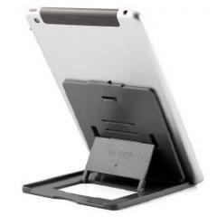 iPad,アンドロイドタブレットに最適、折り畳み式角度調節可能スタンド