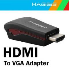 HDMI to VGA Adapter 多機能変換コネクタ HDMI信号をVGA出力、音声出力信号に変換可能アダプター