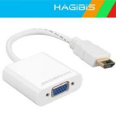 VGA HDMI 変換ケーブル HDMIオス VGAメス