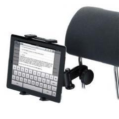 ipad タブレット用 ヘッドレストタブレットホルダー