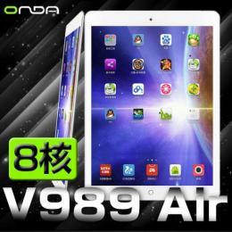 ONDA V989 Air 八核(オクタコア) 32GB RAM2G Retina液晶 BT搭載 Android4.4