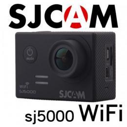 SJCAM SJ5000 WiFiモデル 1080P ブラック GOPROにも負けない防水アクションカメラ ドライブレコーダー カーマウント、バイクマウント込 海やスポーツ、自転車に!