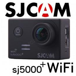 SJCAM SJ5000 Plus WiFiモデル 1080P ブラック GOPROにも負けない防水アクションカメラ ドライブレコーダー カーマウント、バイクマウント込 海やスポーツ、自転車に!