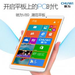 CHUWI V89 64GB Intel Z3735F クアッドコア(1.83GHz) IPS液晶 BT搭載 Windows8.1