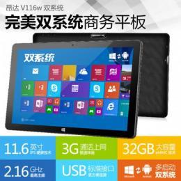ONDA V116w DualOS 32GB Intel Z3736F クアッドコア(2.16GHz) 3G IPS液晶 BT搭載