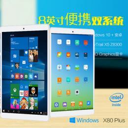 Teclast X80 Plus DualOS 32GB RAM2G T3 Z8300 BT搭載