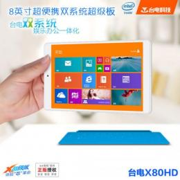 Teclast X80HD DualOS 32GB intel Z3735F(クアッドコア)  BT搭載