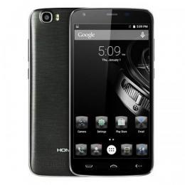 HOMTOM HT6 4G Quad-Core 5.5インチ IPS液晶 2GRAM 16GROM Android5.1 ブラック
