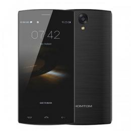HOMTOM HT7 Pro 4G Quad-Core 5.5インチ IPS液晶 2GRAM 16GROM Android5.1 グレイ