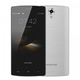HOMTOM HT7 Pro 4G Quad-Core 5.5インチ IPS液晶 2GRAM 16GROM Android5.1 シルバー