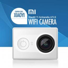 Xiaomi YiCamera アクションカメラ/ウェアラブルカメラ 1080p/60fps ホワイト
