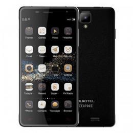 OUKITEL K4000 Pro 64bit Quad-Core 5インチHD IPS液晶 4G LTE SIMフリー ブラック