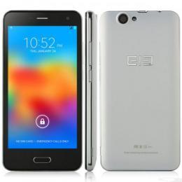 Elephone P5000 2GB 16GB FHD 5350mAh Android 4.4 オクタコア 5.0インチ ホワイト