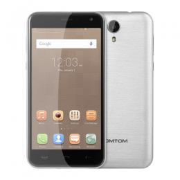 HOMTOM HT3 Pro 5.0インチ 4G LTE SIMフリー Android 5.1 2GBRAM シルバー