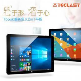 Teclast Tbook11 DualOS 64GB 4GRAM 10.6インチ T3-Z8300 BT搭載
