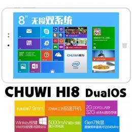 CHUWI Hi8 DualOS 2G 32G Intel Z3736F クアッドコア(2.16GHz) IPS液晶