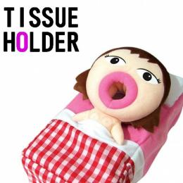 Mary&Jason TISSUE HOLDER