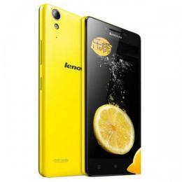 Lenovo Lemo K3 4G LTE クアッドコア 5.0インチ Android4.4 イエロー