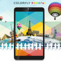 Colorfly G808 3G IPS液晶 SIMフリー BT GPS搭載 Android4.2