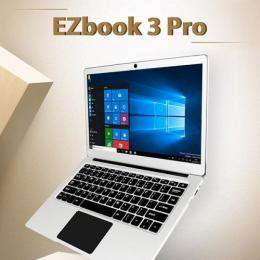 Jumper Ezbook 3 PRO Notebook 64GB 6GRAM 13.3インチ Intel Apollo Lake N3450 BT搭載 予約受付中