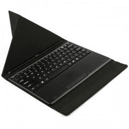 ONDA V101W V102W専用 スタンドにもなるケース付き専用端子付きキーボード ブラック