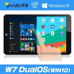 原道 W7 DualOS(WIN10)  32GB クアッドコア(1.83GHz) IPS液晶 BT搭載