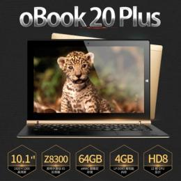 ONDA oBook20 Plus FHD DualOS Quad-Core 4GB 64GB 10.1インチ BT搭載