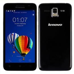 Lenovo A806 4G LTE 2G 16GB オクタコア 5.0インチ Android4.4 ブラック