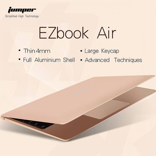 Jumper EZbook Air 8350 Laptop 128GB 4GRAM 11.6インチ  Intel Atom X5-Z8350 BT搭載