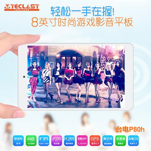 Teclast P80h Android5.1 WIFI IPS液晶 8インチ BT搭載