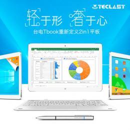 Teclast Tbook16 Pro DualOS 64GB 4GRAM  Intel Atom X5-Z8300 11.6インチ(FHD) BT搭載